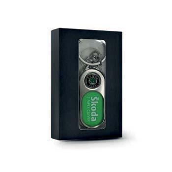 Porte-Clefs métal nickeléÀ partir de 2.97 €HTà partir de 100 pièces minimum