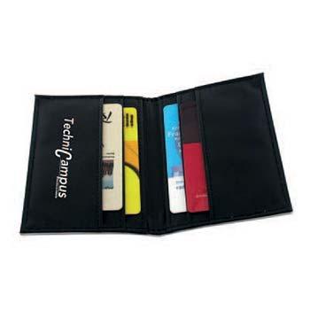 Porte cartes de créditÀ partir de 1.78€HTà partir de 100 pièces minimum