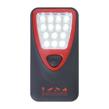 Lampe torche magnétique portableÀ partir de  4.15€HTà partir de 50 pièces minimum